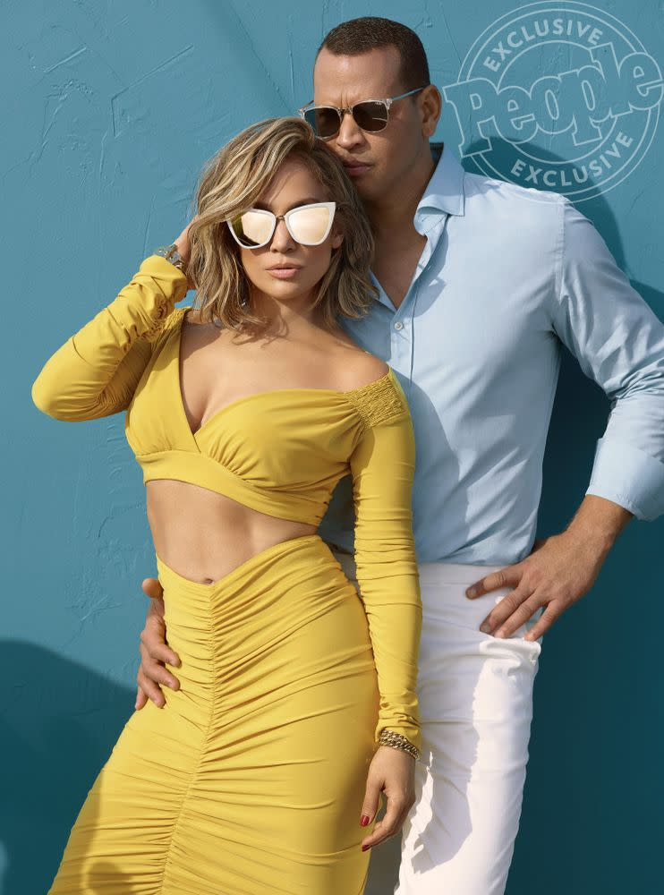 Shop Their Looks!On Her: Quay x JLo