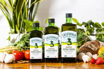 Return of Iconic Flagship, 100% California Everyday Extra Virgin Olive Oil