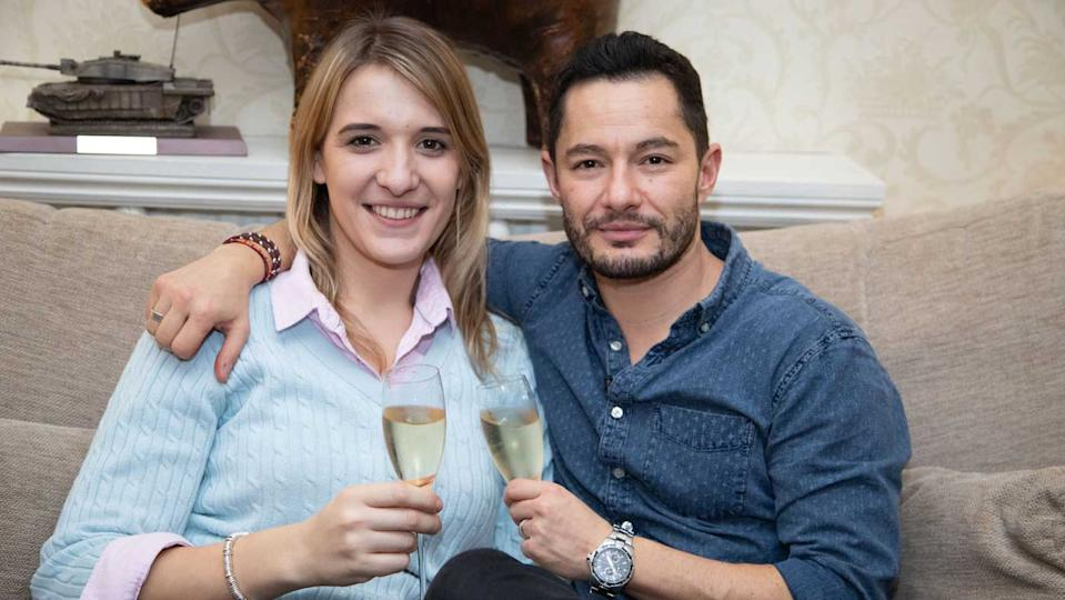 Hannah and Jake Graf are preparing to celebrate at this year's Pride in London, fifty years after the Stonewall riots.