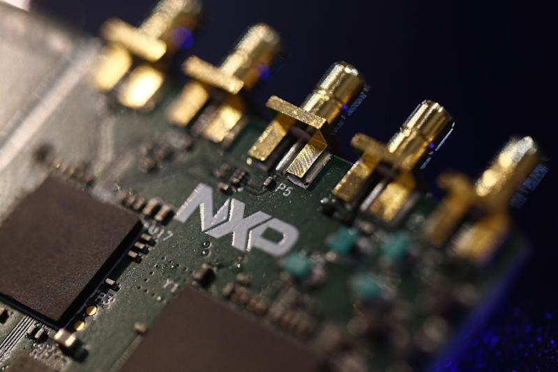 NXP Predicts Operating Loss, Revenue Decline of More Than 20%