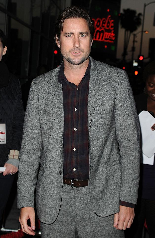 """<a href=""""http://movies.yahoo.com/movie/contributor/1800018734"""">Luke Wilson</a> at the Los Angeles premiere of <a href=""""http://movies.yahoo.com/movie/1810077967/info"""">Death at a Funeral</a> - 04/12/2010"""