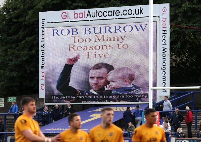 Rob Burrow recently released his autobiography