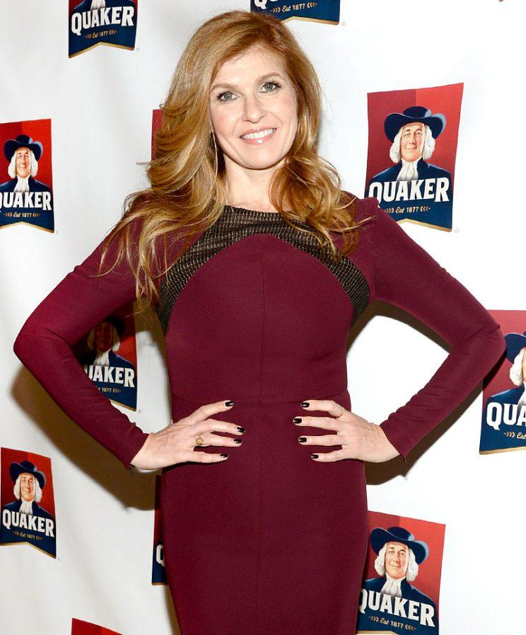 Connie Britton has teamed up with Quaker Oats to promote heart health in women. (Photo: The Quaker Oats Company)
