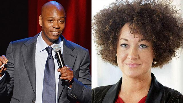 Why Dave Chappelle Won't Be Making Jokes About Rachel Dolezal: 'She's Just a Person'
