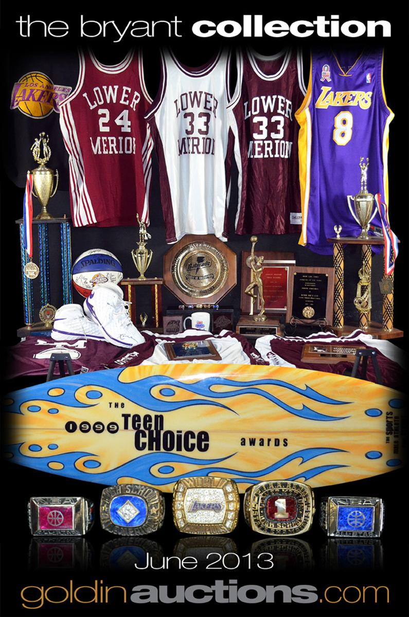 Kobe: Mom wasn't given permission to sell my stuff