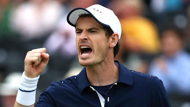 US Open singles 'not the target' for Murray after Queen's triumph