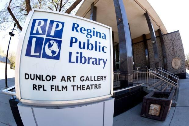 The Regina Public Library will be getting a bit more funding through the 2021 year.  (Bryan Eneas/CBC - image credit)
