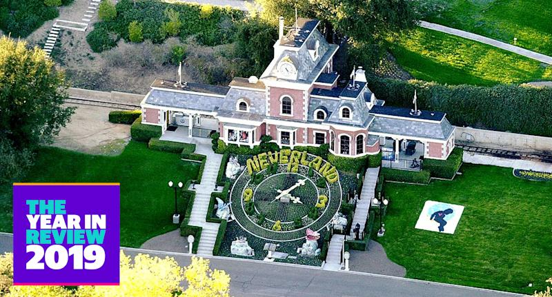 The Neverland Ranch is on the market for $31 million. (Photo: Getty Images)