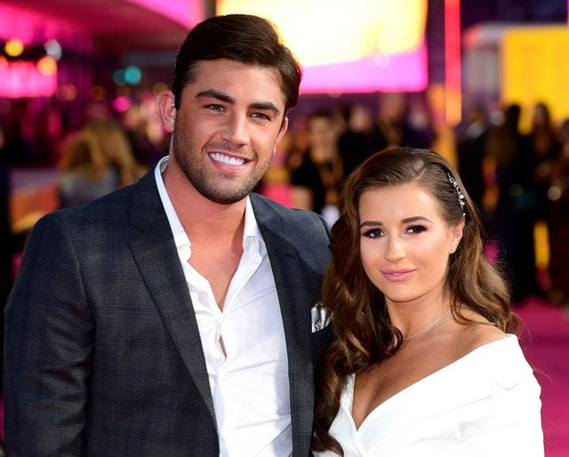 Dani Dyer and Jack Fincham split