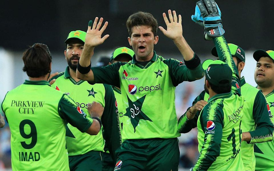 england v pakistan first t20 live score updates - LINDSEY PARNABY/AFP via Getty Images