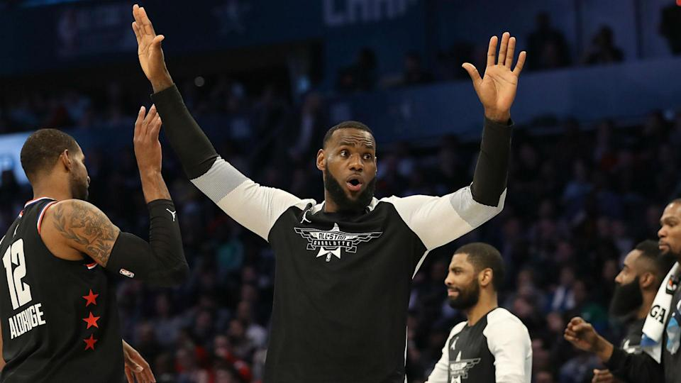 With no NBA action available to watch until Thursday, let's break down the biggest winners and losers from All-Star weekend.