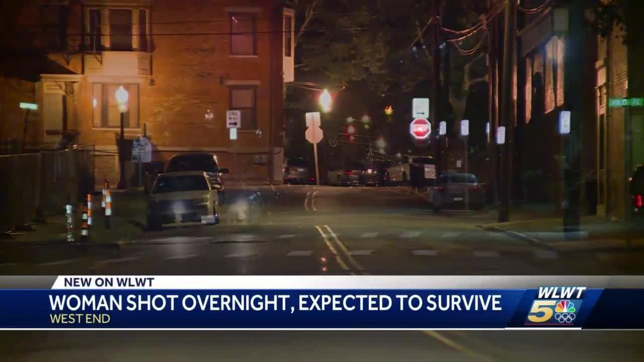 Police: Woman shot overnight in West End