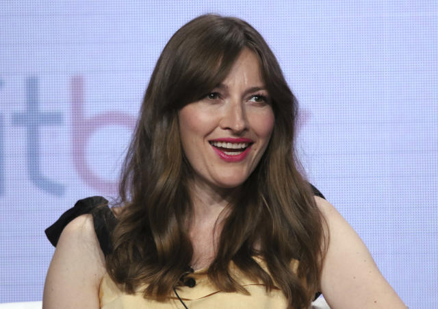 Kelly Macdonald will play a police inspector under investigation in the hit BBC show (Credit: AP)