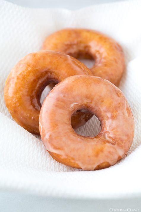 """<p>By the time you drive home from the store, they aren't warm anymore, so now you can enjoy them fresh and hot out of the oven.</p><p>Get the recipe from <a href=""""http://www.cookingclassy.com/2014/01/copycat-krispy-kreme-doughnuts/"""" rel=""""nofollow noopener"""" target=""""_blank"""" data-ylk=""""slk:Cooking Classy"""" class=""""link rapid-noclick-resp"""">Cooking Classy</a>.</p>"""