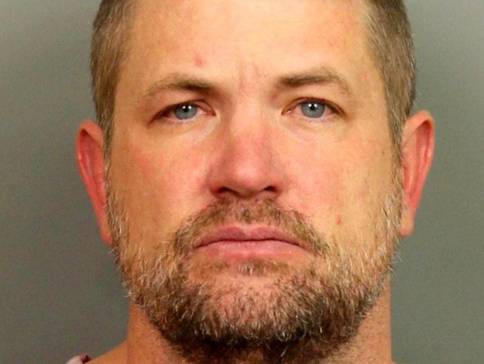Jason McIntosh shot and killed his wife after getting back his gun from law enforcement despite previous domestic abuse allegations.  (Mountain Brook Police Department)