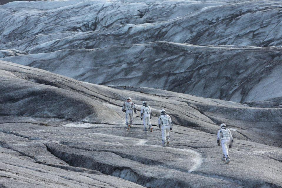 An adventure across time and space in Christopher Nolan's 'Interstellar' (Warner Bros)