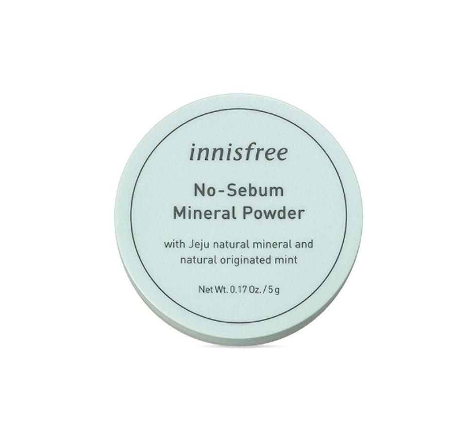 """<h3>Innisfree No Sebum Mineral Powder</h3><br><strong>April</strong><br><br>""""I read about it on a website about products that help with oily skin. It's one of the best products I have ever used. I've struggled with acne since I was 12. Now that I'm older, I've been trying to find products to help control it and the oiliness. I use acne medication, a good moisturizer, and then this on top. It keeps my skin so soft and helps with the oil perfectly. I can't recommend it enough!""""<br><br><strong>Innisfree</strong> No Sebum Mineral Powder, $, available at <a href=""""https://amzn.to/37mBcfd"""" rel=""""nofollow noopener"""" target=""""_blank"""" data-ylk=""""slk:Amazon"""" class=""""link rapid-noclick-resp"""">Amazon</a>"""