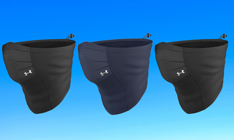 Stay warm—and protected—in this gaiter. (Photo: Under Armour)