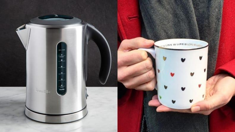 I use Breville's quick-boil kettle to make tea and more every day.