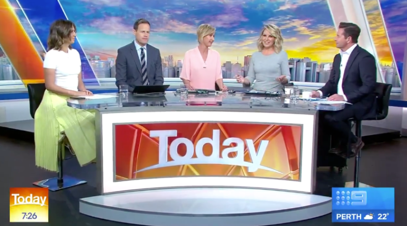 The Today show panel Georgie Gardner, Deborah Knight, Tom Steinfort, Brooke Boney and Steve Jacobs has defended Meghan Markle after she was criticised by Piers Morgan for her UK Vogue September issue guest editorship.