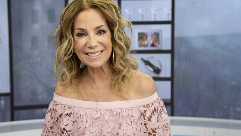 Kathie Lee Gifford Dances and Cuddles Up to Insurance Agent Randall Cronk at Concert in Tennessee