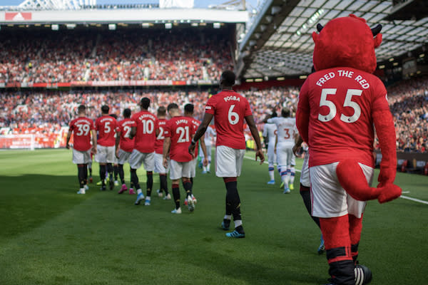 Manchester United salaires