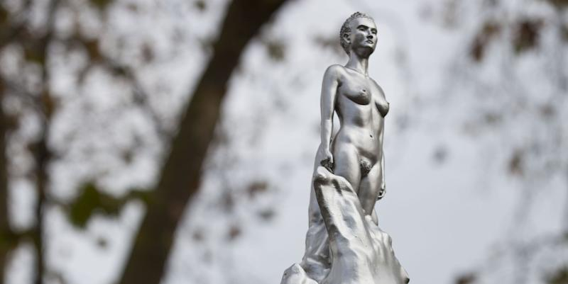 'Mother of feminism' Mary Wollstonecraft finally immortalised with statue