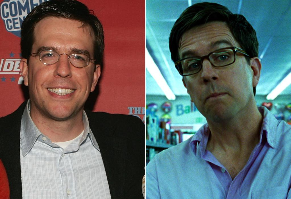 Ed Helms at 2004 Comedy Central Party