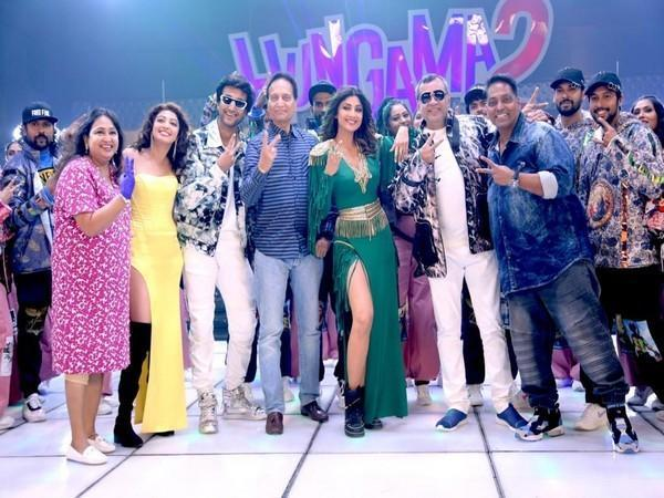 Cast and crew of 'Hungama 2'