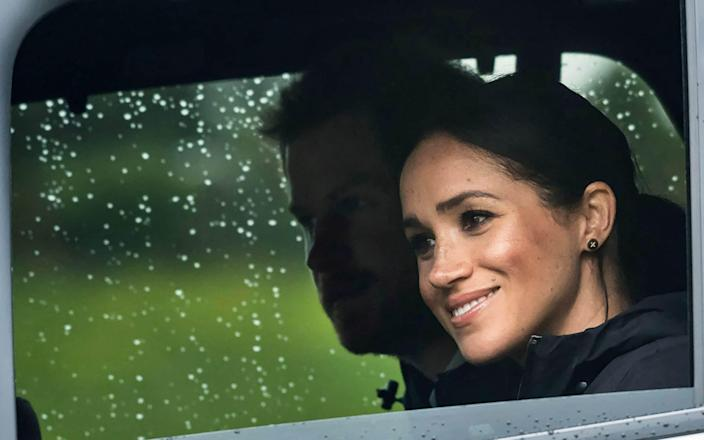 The duchess drove two personal assistants out of the household, according to the claims - GETTY IMAGES