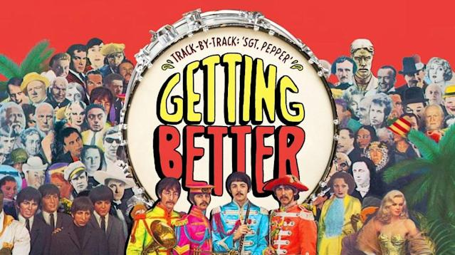 "Read the story of John Lennon's accidental acid trip during the recording of the 'Sgt. Pepper' song ""Getting Better."""
