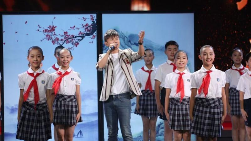 China's children ordered to watch Saturday night television … and then made to sit through 12 minutes of advertising