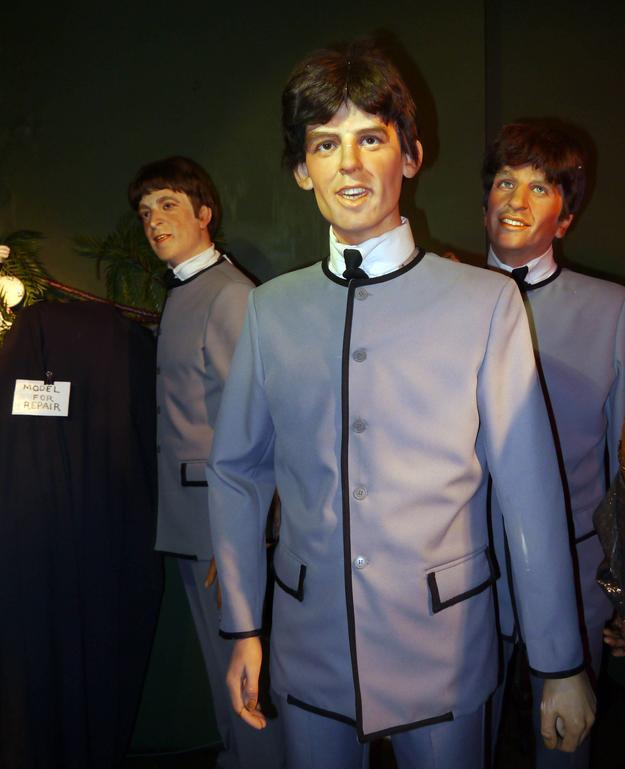 <p>The fact there are only three of the Fab Four is the least of their problems. Copyright: [Albanpix] </p>