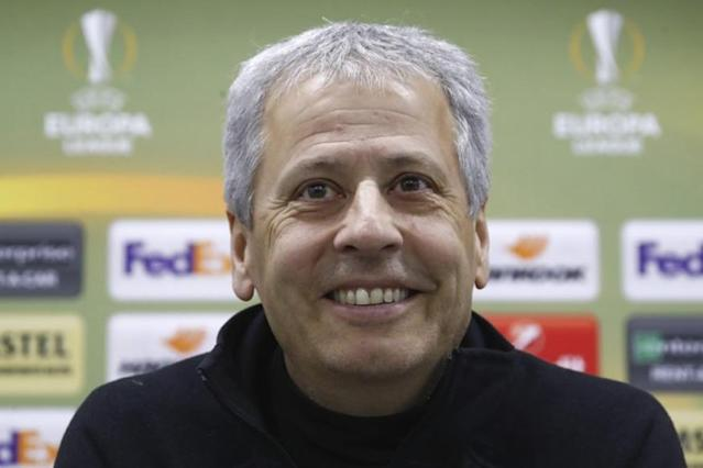 Bundesliga giants Borussia Dortmund on Tuesday named Lucien Favre as their new head coach, poaching the 60-year-old Swiss from French Ligue 1 club Nice with a two-year contract.