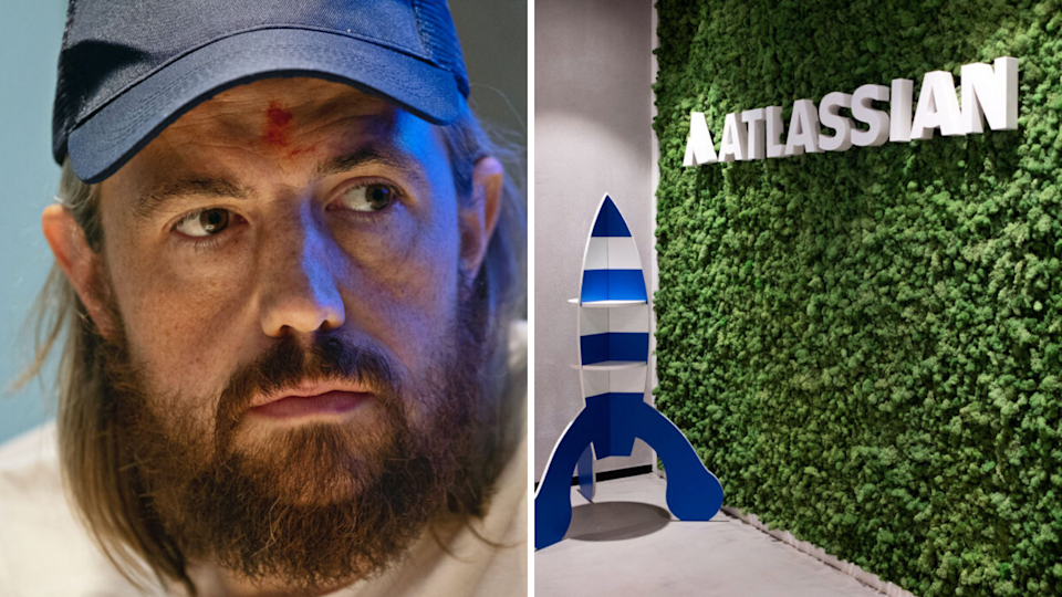 Atlassian founder Mike Cannon-Brookes has announced the company's conference will be conducted remotely. Source: Getty