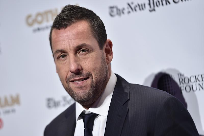 NEW YORK, NEW YORK - DECEMBER 02: Adam Sandler attends the 2019 IFP Gotham Awards at Cipriani Wall Street on December 02, 2019 in New York City. (Photo by Steven Ferdman/FilmMagic)