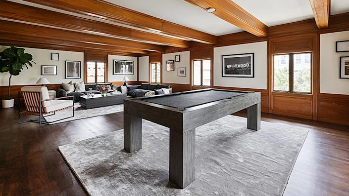 The family / game room. - Credit: Photo: Courtesy of Lunghi Media Group for Sotheby's International Realty