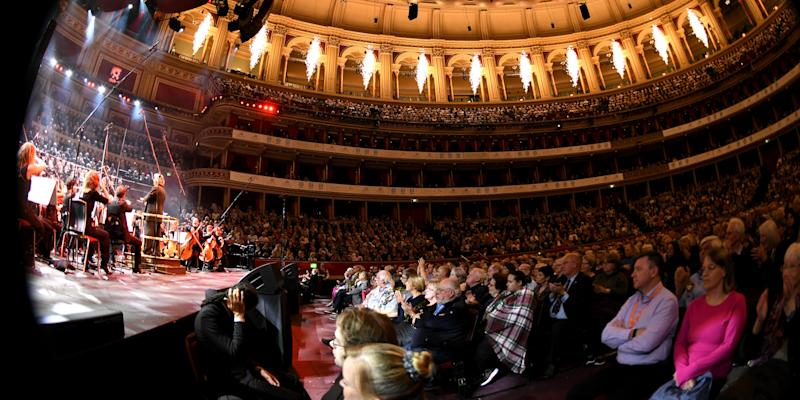 England Will Allow Indoor Concerts Beginning Next Month, Prime Minister Says