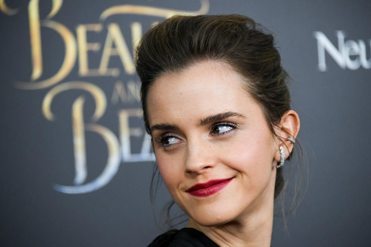 """<p>""""Gender equality not only liberates women but also men from prescribed gender stereotypes.""""</p> <p align=""""right"""">- <a href=""""http://twitter.com/EmmaWatson/status/501467746602061824?ref_src=twsrc%5Etfw%7Ctwcamp%5Etweetembed%7Ctwterm%5E501467746602061824&amp;ref_url=https%3A%2F%2Fhellogiggles.com%2Fcelebrity%2Femma-watson-feminist-quotes%2F"""" target=""""_blank"""" class=""""ga-track"""" data-ga-category=""""Related"""" data-ga-label=""""http://twitter.com/EmmaWatson/status/501467746602061824?ref_src=twsrc%5Etfw%7Ctwcamp%5Etweetembed%7Ctwterm%5E501467746602061824&amp;ref_url=https%3A%2F%2Fhellogiggles.com%2Fcelebrity%2Femma-watson-feminist-quotes%2F"""" data-ga-action=""""In-Line Links"""">2014 tweet</a></p>"""