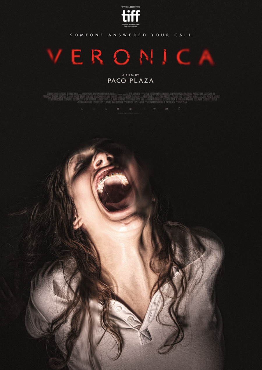 "<p>In 1991, Verónica and two classmates hold a séance at their school in Madrid. After trying to contact her recently deceased father, Verónica begins to feel a strange presence inside her home. Despite her attempt to escape the evil spirits, she suffers from hallucinations and violent visions that only get worse.</p><p><a class=""link rapid-noclick-resp"" href=""https://www.netflix.com/title/80109295"" rel=""nofollow noopener"" target=""_blank"" data-ylk=""slk:STREAM NOW"">STREAM NOW</a></p>"