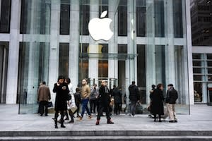 Apple Posts $13.1B Profit But iPhone Sales Disappoint