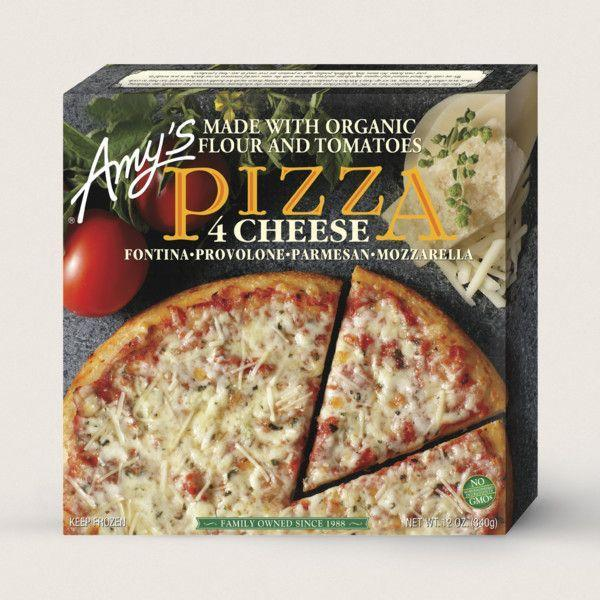 """<p>A cheese pizza is all about that cheddar (or you know, whatever cheese blend happens to grace its dough) but in the words of one of our testers, """"without as much going on, the cheese needs to deliver. This cheese does not."""" </p><p><strong><a class=""""link rapid-noclick-resp"""" href=""""https://go.redirectingat.com?id=74968X1596630&url=https%3A%2F%2Fwww.walmart.com%2Fip%2FAmy-s-Pizza-4-Cheese%2F21274636&sref=https%3A%2F%2Fwww.redbookmag.com%2Ffood-recipes%2Fg35422312%2Ffrozen-pizzas-ranked%2F"""" rel=""""nofollow noopener"""" target=""""_blank"""" data-ylk=""""slk:BUY NOW"""">BUY NOW </a> <em>$12, Amy's 4 Cheese Pizza, walmart.com</em></strong><br></p>"""