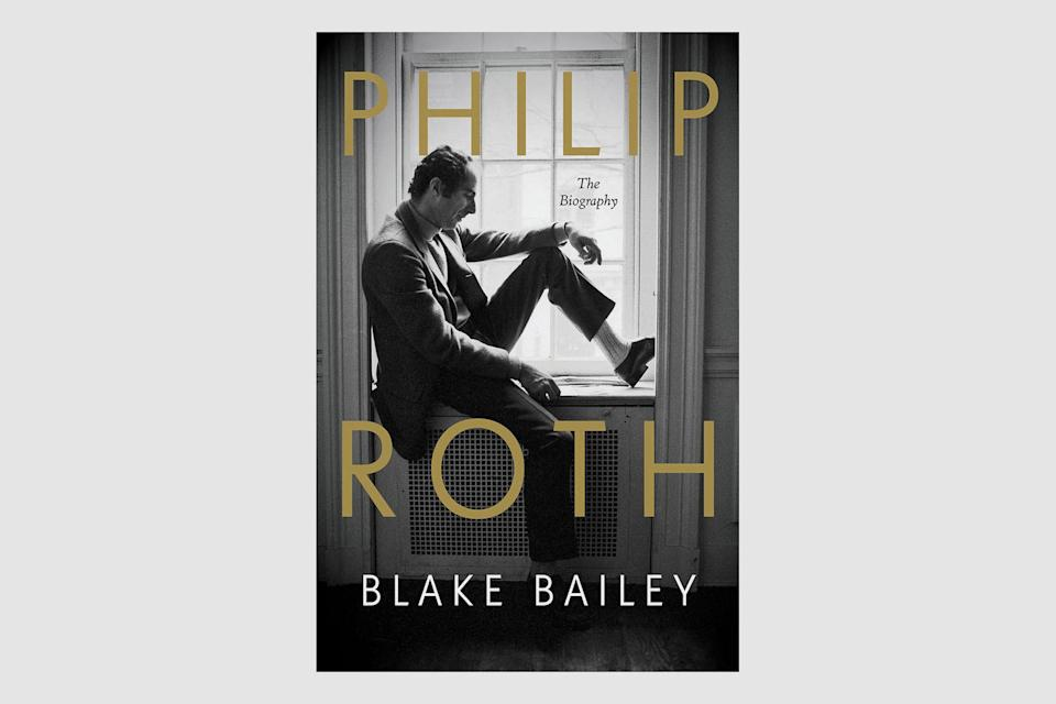 """Blake Bailey's """"Philip Roth"""" is out now"""