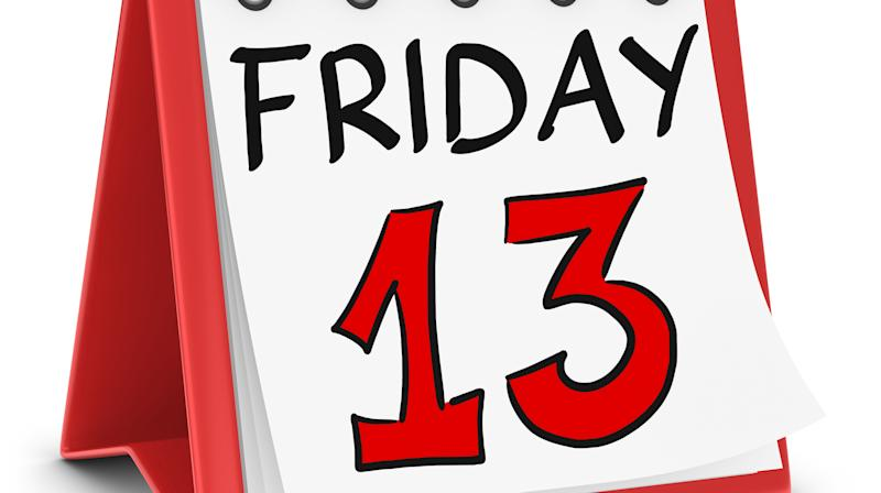 Friday The 13th Is An Unlucky Day To Have Friggatriskaidekaphobia