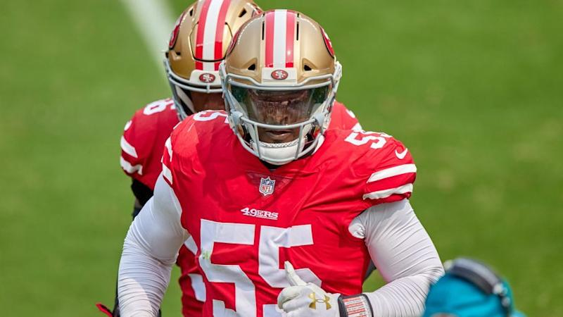 49ers putting Dee Ford and Jordan Reed on IR