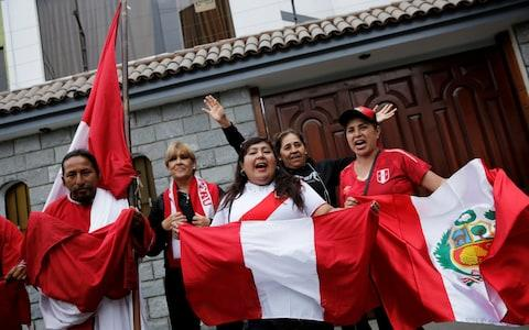 Here we take a look at Peru's World Cup squad and the other things it will be handyto know about the Group Cchallengers. Peru's World Cup squad - the 23names 23-man final squad: Goalkeepers: Pedro Gallese (Veracruz), Carlos Caceda (Deportivo Municipal), Jose Carvallo (UTC). Defenders: Aldo Corzo (Universitario), Luis Advincula (Lobos Buap), Christian Ramos (Veracruz), Miguel Araujo (Alianza Lima), Alberto Rodriguez (Atletico Junior), Anderson Santamaria (Puebla), Miguel Trauco (Flamengo), Nilson Loyola (Melgar). Midfielders: Renato Tapia (Feyenoord), Pedro Aquino (Lobos Buap), Yoshimar Yotun (Orlando City), Paolo Hurtado (Vitoria Guimaraes), Christian Cueva (Sao Paulo), Edison Flores (Aalborg), Andy Polo (Portland Timbers), Wilder Cartagena (Veracruz). Forwards: Andre Carrillo (Watford), Raul Ruidiaz (Morelia), Jefferson Farfan (Lokomotiv Moscow), Paolo Guerrero (Flamengo) Peru's World Cup 2018 fixtures Denmark: Saturday, June 16 at 5pm France: Thursday, June 21 at 4pm Australia: Tuesday, June 26 at 3pm Peru's World Cup record World Cup record: Peru What odds are Peru to win the World Cup? 200/1 The kits See where Peru's shirts ends up in our ranking of all 64 World Cup shirts below: World Cup kits ranked Who's the coach? Former Argentina and Boca Juniors striker Ricardo Gareca who took charge in 2015 and has guided them to the Holy Grail, a first finals appearance since 1982. Who's the star? Paolo Guerrero, who won a last-ditch legal appeal to play at the World Cup despite being suspended for doping, or his nimble, powerful wing man, Lokomotiv Moscow's Jefferson Farfan, once of PSV and Schalke. Peru's legion of fans will make plenty of noise following their team Credit: REUTERS Best thing about them A distinctive style in this Identikit World Cup - Gareca has restored the short, rhythmical passing and ball-hogging veneration of possession of the great Peru sides of the past. Worst thing about them They lack an experienced striker as back up to Guerrero. If he under