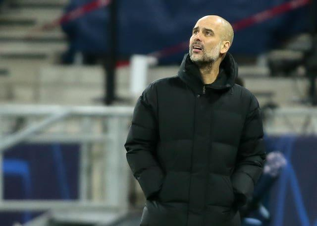 Guardiola says he knows little more about the Super League than was published in Sunday's statement