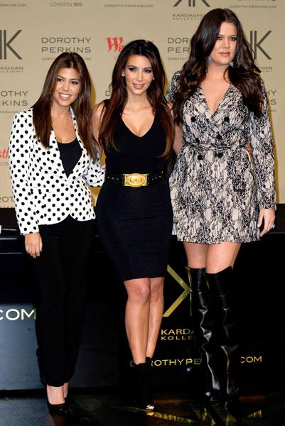 13. Dorothy PerkinsHigh street staple Dorothy Perkins kicked off 2013 with a US import in the form of the Kardashian Kollection, launched by the famous sisters in London's Westfield shopping centre.