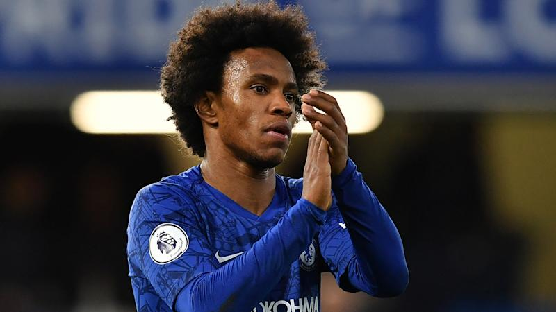'Willian would be a wonderful fit for Arsenal' - Chelsea likely to let midfielder join a rival, says Wise