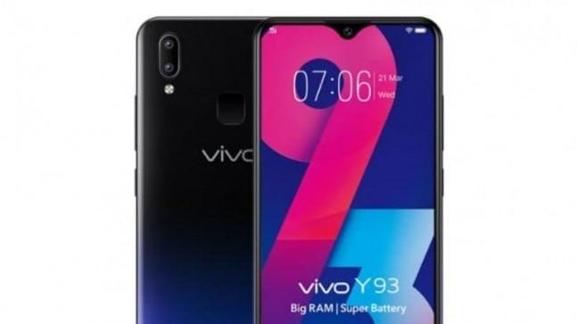 By dropping the price of the phone it looks like Vivo wants the Y93 to compete with phones like Redmi Note 7S.